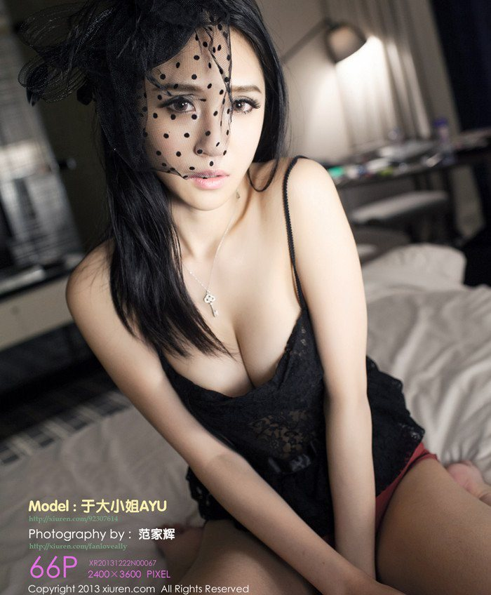 [XIUREN秀人网]XR20131222N00067 2013.12.22 于大小姐AYU[66+1P/166M]